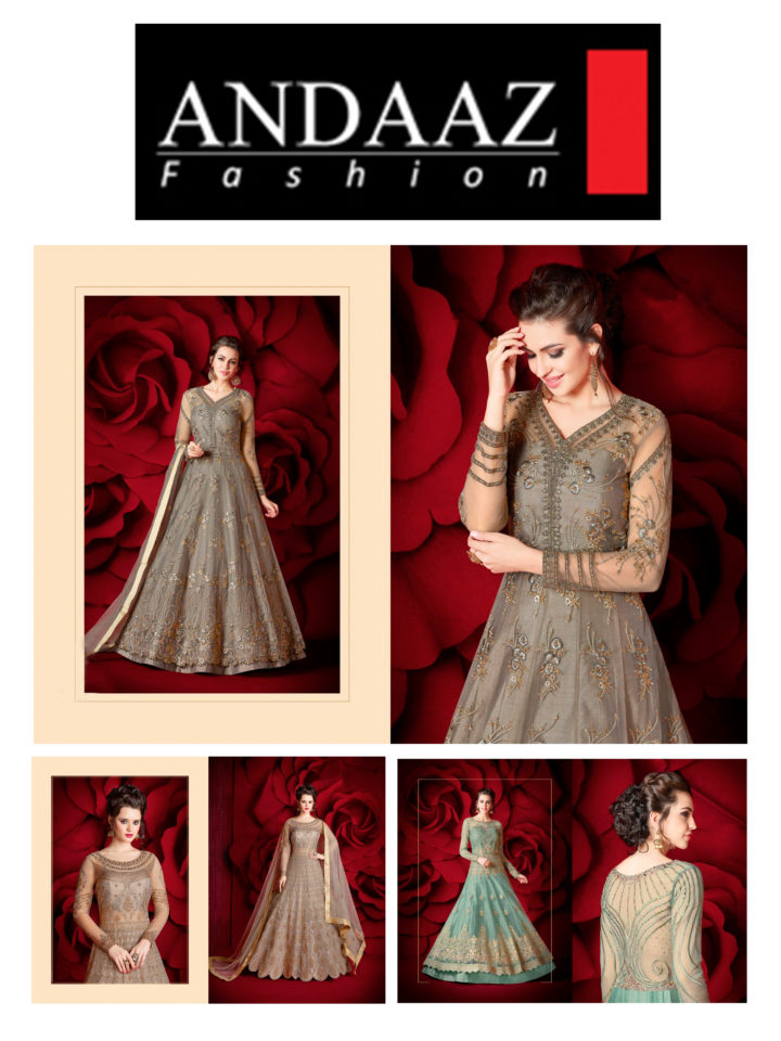 ANARKALI FROCK COLLECTION